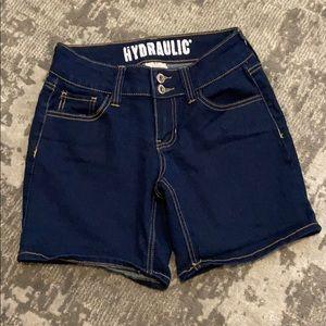Hydraulic Women's Shorts Size 5/6